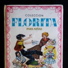 Tebeos: COLECCIÓN FLORITA PARA NIÑAS. TOMO IV, NÚM. 61 AL 80. EDICIONES CLIPER, 1949. Lote 194748475