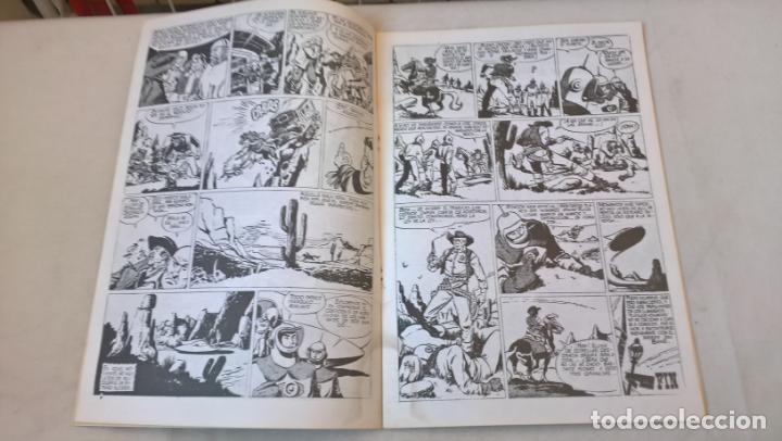 Tebeos: COMIC: FUTURO Nº 15. LA REVISTA DE LAS RUTAS DEL ESPACIO. REEDICION ESPAÑOLA AGOTADA. AÑOS 50 - Foto 2 - 194896562