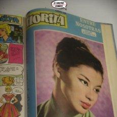 Tebeos: FLORITA, LOTE NºS 471 AL 519, ED. CLIPER, AÑOS 1950. TOMO, B8. Lote 195229400