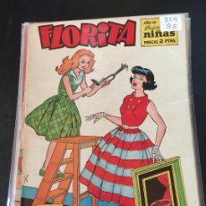 BDs: CLIPER FLORITA NUMERO 354 NORMAL ESTADO OFERTA 10. Lote 195630787