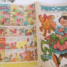 Tebeos: PINOCHO Nº 10 REVISTA INFANTIL CLIPER RAF, SEGURA, MARTZ SCHMIDT, URDA, MORENO .... Lote 196009955
