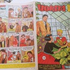 Livros de Banda Desenhada: FLORITA Nº 462 CLIPER PEREZ FAJARDO, TUNET VILA, MARTZ SCHMIDT .... Lote 196042216