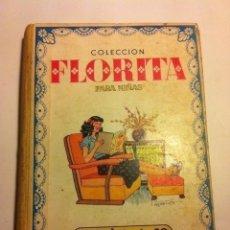 Tebeos: FLORITA - TOMO Nº. I - MUY BIEN CONSERVADO. Lote 196453140
