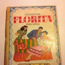 Tebeos: FLORITA - TOMO Nº. III- MUY BIEN CONSERVADO. Lote 196453483