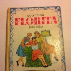 Tebeos: FLORITA - TOMO Nº. VII- MUY BIEN CONSERVADO. Lote 196453648