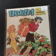 BDs: CLIPER FLORITA NUMERO 357 NORMAL ESTADO OFERTA 12. Lote 197154570