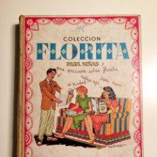 Tebeos: FLORITA. TOMO II. NUM. 21-40. Lote 197413673