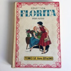 Tebeos: FLORITA. TOMO XII. NUMS. 221-240. Lote 197414055