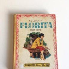 Tebeos: FLORITA. TOMO VIII. NUM. 141-160. Lote 197414322