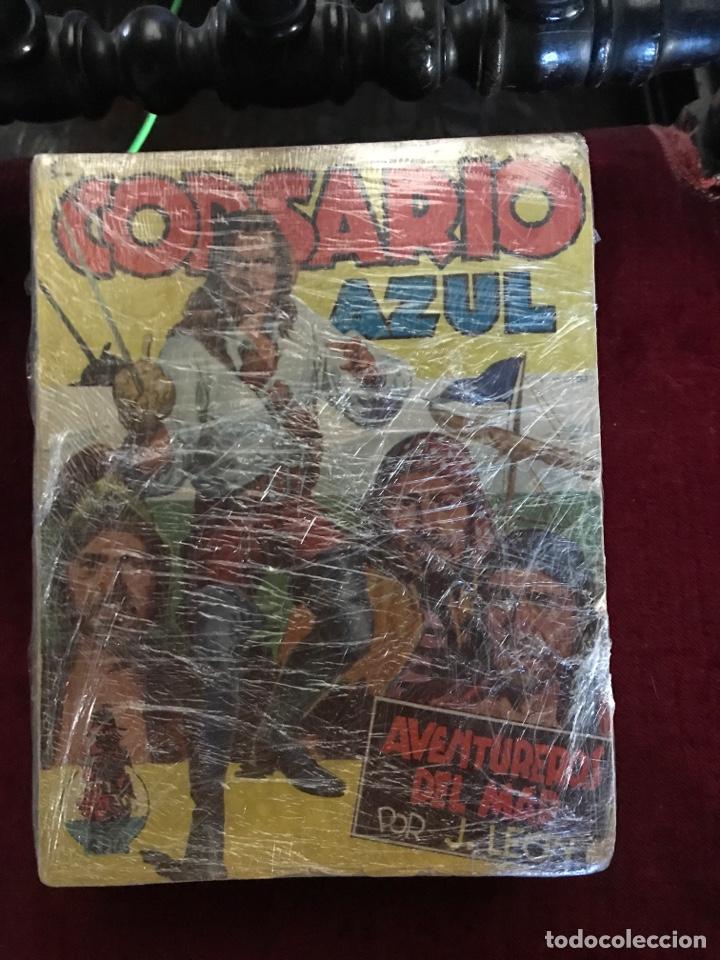 EL CORSARIO AZUL COMPLETA ES CLIPER (Tebeos y Comics - Cliper - Otros)