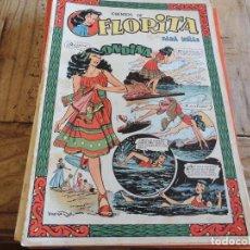 Livros de Banda Desenhada: FLORITA Nº 48. Lote 198847800
