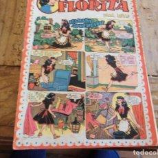 Tebeos: FLORITA Nº 51. Lote 198849526