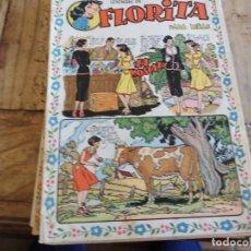 Tebeos: FLORITA Nº 55. Lote 198849586