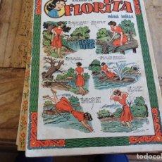 Livros de Banda Desenhada: FLORITA Nº 61. Lote 198849668