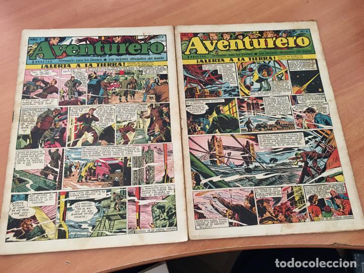 Tebeos: AVENTURERO LOTE 1 AL 10 ED, CLIPER (COIB72) - Foto 6 - 199132742