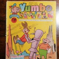 Tebeos: TEBEO CÓMIC REVISTA NIÑOS NIÑAS YUMBO ED. CLIPER N°271 ORIGINAL. Lote 199519112