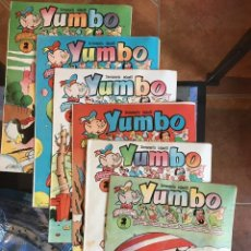 Tebeos: YUMBO EDICIONES CLIPER LOTE 12 COPIAS. Lote 202377881