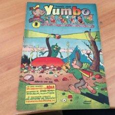 Tebeos: YUMBO Nº 106 (CLIPER) (COIB84). Lote 202776467