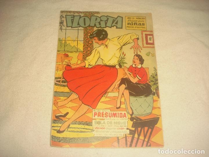 FLORITA N. 384 (Tebeos y Comics - Cliper - Otros)