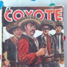 Tebeos: EL COYOTE-EL CLÁSICO WESTERN-ORIGINAL- Nº 37 -EL ENEMIGO DE EL COYOTE-1946-BUENO-DIFÍCIL-LEAN-3365. Lote 204155551
