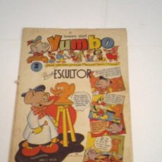 Tebeos: YUMBO - SEMINARIO INFANTIL - AÑO I - NUMERO 24 - EDICIONES CLIPER -. Lote 204261952