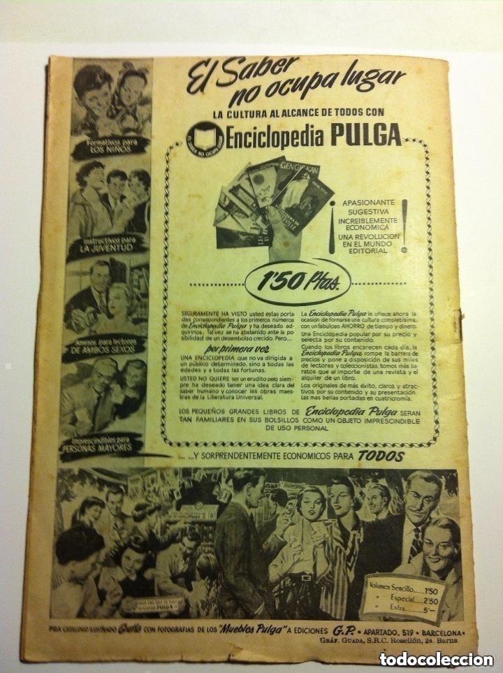 Tebeos: florita -almanaque 1955 - Foto 2 - 204498707