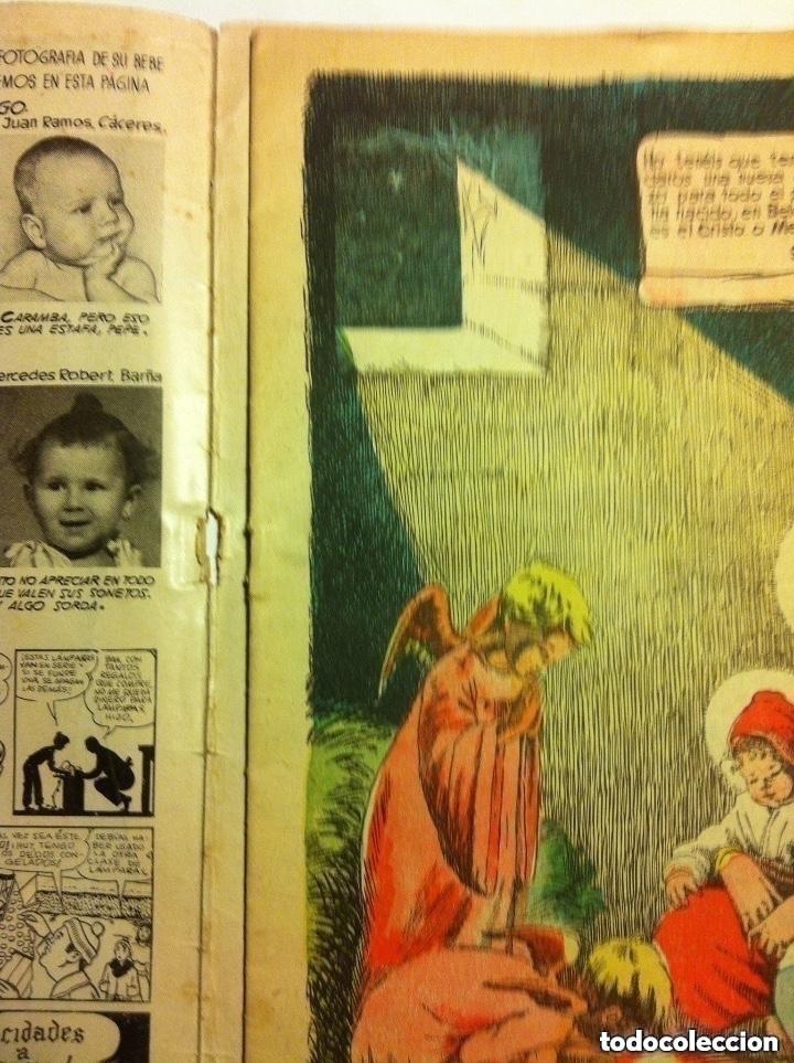 Tebeos: florita -almanaque 1954 - Foto 2 - 204498817
