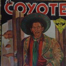 Tebeos: EL COYOTE Nº 10. LA VICTORIA DEL COYOTE. J. MALLORQUÍ. CLIPER 1946. Lote 204552331