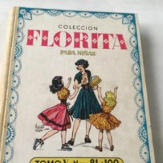 Tebeos: FLORITA- VOLUMEN V. Lote 204636266