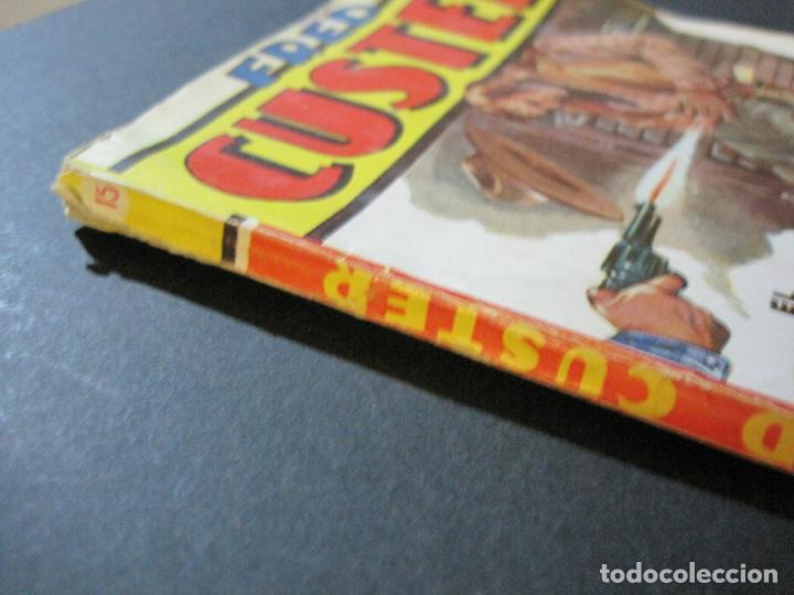 Tebeos: FRED CUSTER-EL JURAMENTO-EDICIONES CLIPER-Nº 15-VER FOTOS-(V-20.265) - Foto 3 - 206163393