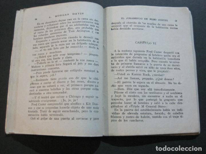 Tebeos: FRED CUSTER-EL JURAMENTO-EDICIONES CLIPER-Nº 15-VER FOTOS-(V-20.265) - Foto 11 - 206163393