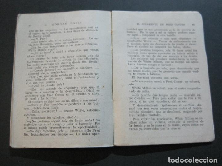 Tebeos: FRED CUSTER-EL JURAMENTO-EDICIONES CLIPER-Nº 15-VER FOTOS-(V-20.265) - Foto 13 - 206163393