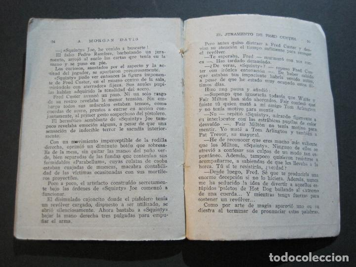 Tebeos: FRED CUSTER-EL JURAMENTO-EDICIONES CLIPER-Nº 15-VER FOTOS-(V-20.265) - Foto 14 - 206163393