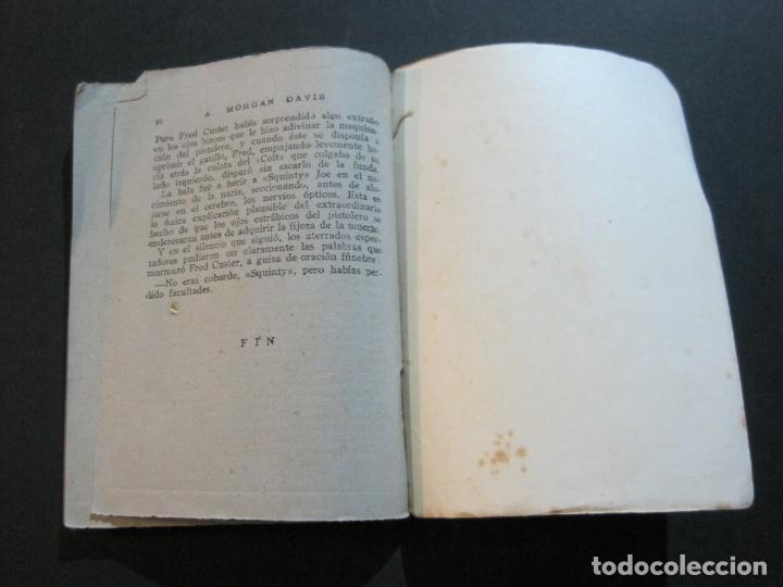Tebeos: FRED CUSTER-EL JURAMENTO-EDICIONES CLIPER-Nº 15-VER FOTOS-(V-20.265) - Foto 16 - 206163393