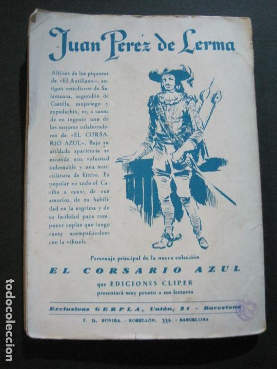 Tebeos: FRED CUSTER-EL JURAMENTO-EDICIONES CLIPER-Nº 15-VER FOTOS-(V-20.265) - Foto 17 - 206163393