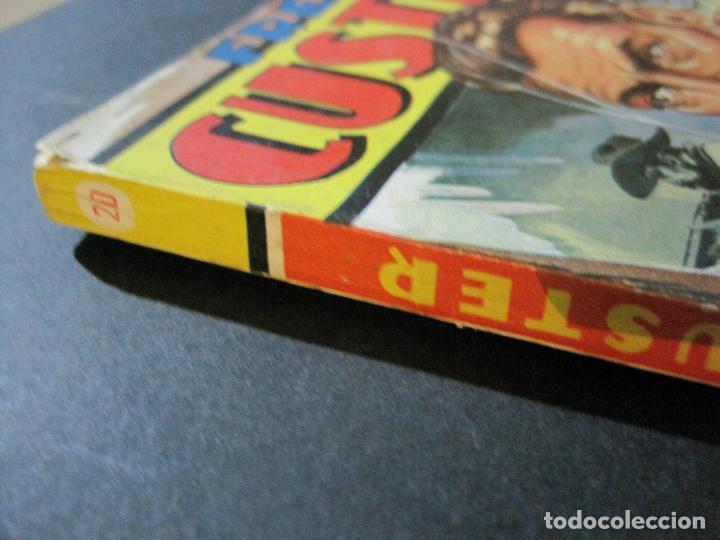 Tebeos: FRED CUSTER-LENGUAS DE FUEGO EN SANORA-EDICIONES CLIPER-Nº 20-VER FOTOS-(V-20.266) - Foto 3 - 206163662