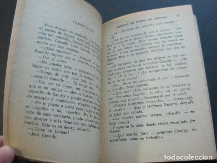 Tebeos: FRED CUSTER-LENGUAS DE FUEGO EN SANORA-EDICIONES CLIPER-Nº 20-VER FOTOS-(V-20.266) - Foto 9 - 206163662
