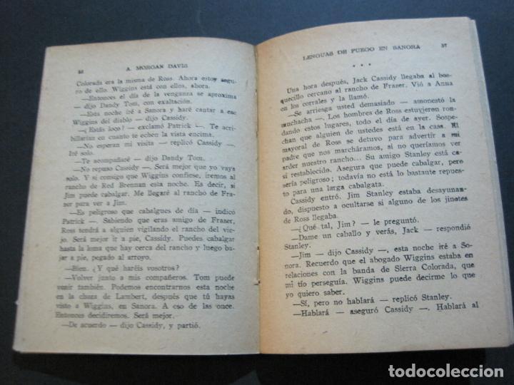 Tebeos: FRED CUSTER-LENGUAS DE FUEGO EN SANORA-EDICIONES CLIPER-Nº 20-VER FOTOS-(V-20.266) - Foto 10 - 206163662