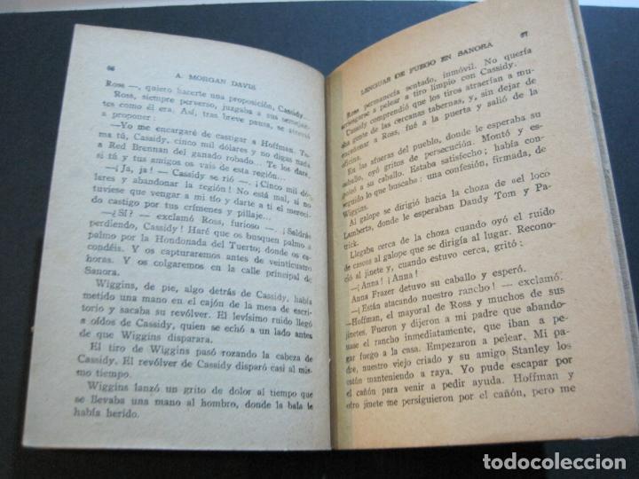 Tebeos: FRED CUSTER-LENGUAS DE FUEGO EN SANORA-EDICIONES CLIPER-Nº 20-VER FOTOS-(V-20.266) - Foto 11 - 206163662