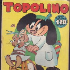Tebeos: COMIC COLECCION TOPOLINO Nº 6 EDITORIAL GERPLA. Lote 206307387