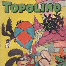 Tebeos: COMIC COLECCION TOPOLINO Nº 9 EDITORIAL GERPLA. Lote 206307417