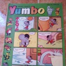 Tebeos: YUMBO.NUMERO 337.EDICIONES CLIPER. Lote 206837178