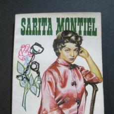 Tebeos: SARITA MONTIEL-PEQUEÑA HISTORIA DE GRANDES PERSONAJES-Nº 2-ED· CLIPER 1958-VER FOTOS-(V-20.309). Lote 207012772