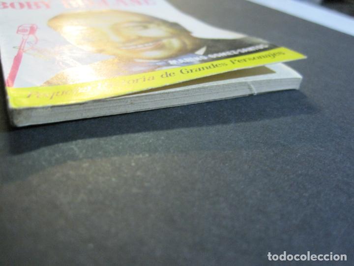 Tebeos: BOBY DEGLANE-PEQUEÑA HISTORIA DE GRANDES PERSONAJES-Nº 3-ED· CLIPER 1958-VER FOTOS-(V-20.310) - Foto 4 - 207013001
