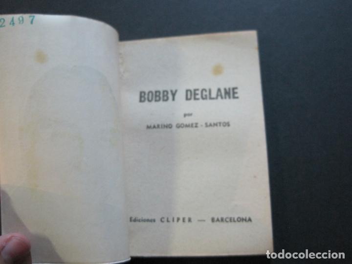 Tebeos: BOBY DEGLANE-PEQUEÑA HISTORIA DE GRANDES PERSONAJES-Nº 3-ED· CLIPER 1958-VER FOTOS-(V-20.310) - Foto 6 - 207013001