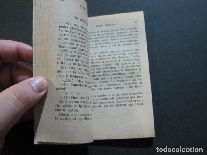 Tebeos: BOBY DEGLANE-PEQUEÑA HISTORIA DE GRANDES PERSONAJES-Nº 3-ED· CLIPER 1958-VER FOTOS-(V-20.310) - Foto 10 - 207013001