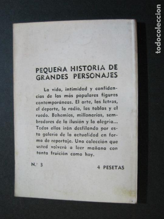 Tebeos: BOBY DEGLANE-PEQUEÑA HISTORIA DE GRANDES PERSONAJES-Nº 3-ED· CLIPER 1958-VER FOTOS-(V-20.310) - Foto 14 - 207013001