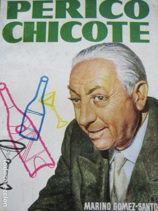 Tebeos: PERICO CHICOTE-PEQUEÑA HISTORIA DE GRANDES PERSONAJES-Nº 4-ED· CLIPER 1958-VER FOTOS-(V-20.311) - Foto 2 - 207013373