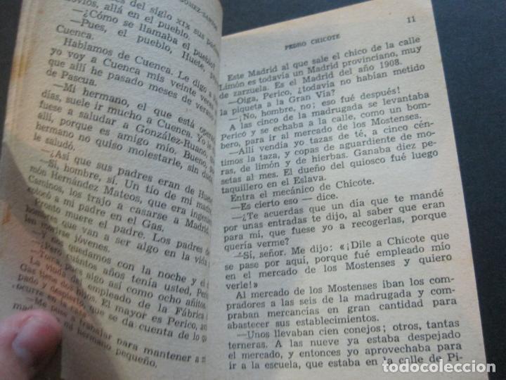 Tebeos: PERICO CHICOTE-PEQUEÑA HISTORIA DE GRANDES PERSONAJES-Nº 4-ED· CLIPER 1958-VER FOTOS-(V-20.311) - Foto 9 - 207013373