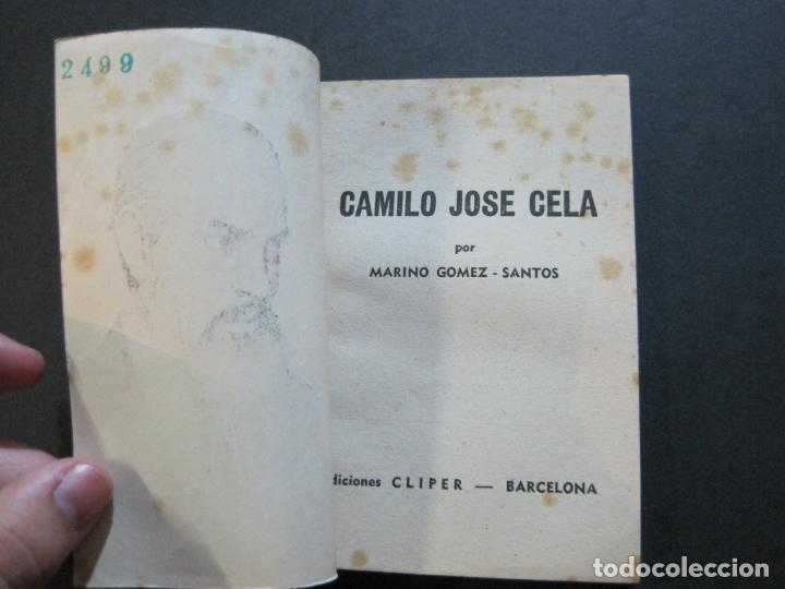 Tebeos: CAMILO JOSE CELA-PEQUEÑA HISTORIA DE GRANDES PERSONAJES-Nº 5-ED· CLIPER 1958-VER FOTOS-(V-20.312) - Foto 6 - 207013663